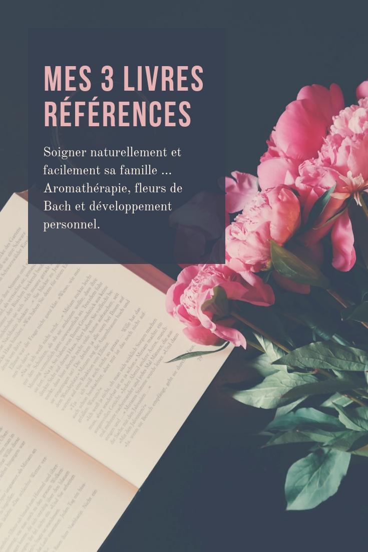 mes 3 livres références blog.betilami