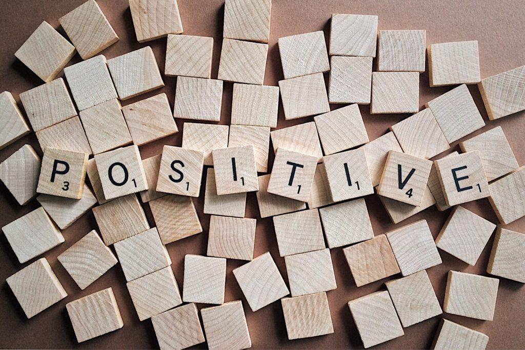 Un état d'esprit positif - blog betilami